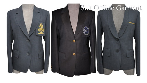 Sample suit for organization